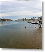 Alamitos Bay Metal Print by Heidi Smith