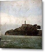 Alcatraz Island Metal Print by RicardMN Photography