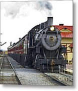 All Aboard Metal Print by Paul W Faust -  Impressions of Light