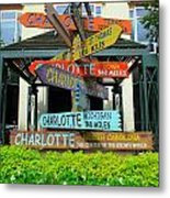 All Charlottes Metal Print by Randall Weidner