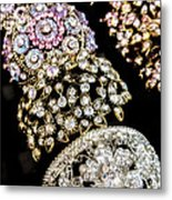 All That Glitters Metal Print by Caitlyn  Grasso