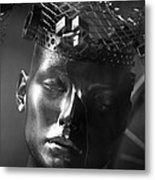 All The Love I Had Inside Me Has Faded Metal Print by Jez C Self