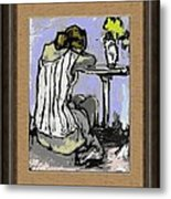 Alone With Grief Awg2 Metal Print by Pemaro