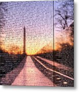 Always Remembered  Metal Print by JC Findley
