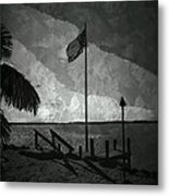 America All The Way 5 Metal Print by Rene Triay Photography