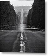 American Road Trip Metal Print by Alexis Birkill