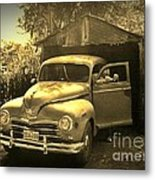 An Old Hidden Gem Metal Print by John Malone