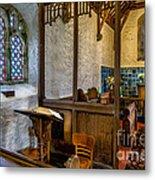 Ancient Chapel 2 Metal Print by Adrian Evans
