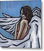Angel Metal Print by Kamil Swiatek
