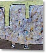 Animalia  Camelus 2 Metal Print by Mark M  Mellon