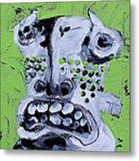 Animus No 10 Metal Print by Mark M  Mellon
