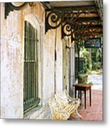 Antique Savannah Metal Print by William Dey