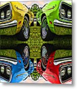 Any Flavor You Like Metal Print by Gordon Dean II