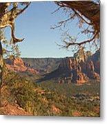Arizona Outback 5 Metal Print by Mike McGlothlen