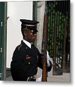 Arlington National Cemetery - Tomb Of The Unknown Soldier - 12122 Metal Print by DC Photographer