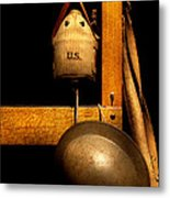 Army - Life In The Military Metal Print by Mike Savad