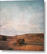 As The Sand Shifts So Do I Metal Print by Laurie Search
