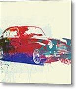 Aston Martin Db2 Metal Print by Naxart Studio