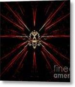 At The Core Metal Print by Renee Trenholm