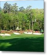 Augusta National - Amen Corner Metal Print by Bo  Watson