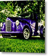Austin Hot Rod Metal Print by motography aka Phil Clark