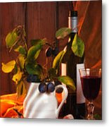 Autumn Still Life Metal Print by Amanda And Christopher Elwell