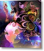 Aw 32 Metal Print by Claude McCoy