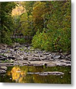 Away From It All Metal Print by Gregory Ballos