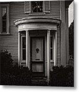 Back Home Bar Harbor Maine Metal Print by Edward Fielding