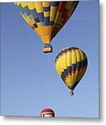Balloon Fiesta 2012 Metal Print by Mike McGlothlen