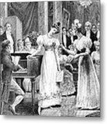 Balzac: A Woman Of Thirty Metal Print by Granger