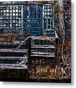 Bates Mill No 5 Metal Print by Bob Orsillo