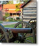 Battle Of Franklin Metal Print by Brian Jannsen