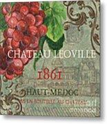 Beaujolais Nouveau 1 Metal Print by Debbie DeWitt