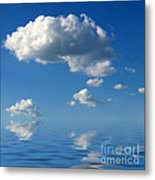 beautiful Clouds Metal Print by Boon Mee