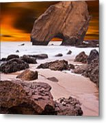 Beauty Essence Metal Print by Jorge Maia