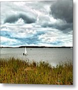 Before The Storm Metal Print by Michael Joyce