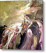 Behold Metal Print by Michelle Dommer