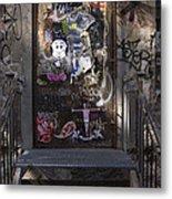 Berlin Graffiti - 2  Metal Print by RicardMN Photography