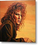 Bette Midler Metal Print by Paul Meijering
