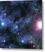 Beyond The Stars Metal Print by Jayden Bell