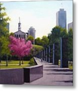 Bicentennial Capital Mall Park Metal Print by Janet King