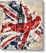 Big Ben Metal Print by Mo T
