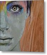 Bird Of Paradise Metal Print by Michael Creese