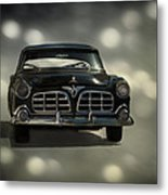 Black Beauty Metal Print by Mario Celzner