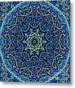 Blue Planet Metal Print by Ron Brown