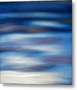 Blue Ripple Metal Print by Tim Gainey