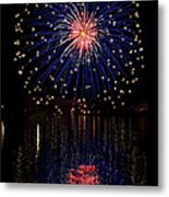 Blue Spectacular Metal Print by Bill Pevlor