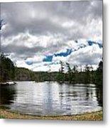Bon Echo Lagoon Panorama Metal Print by Cale Best