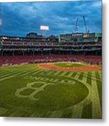 Boston Strong Metal Print by Paul Treseler